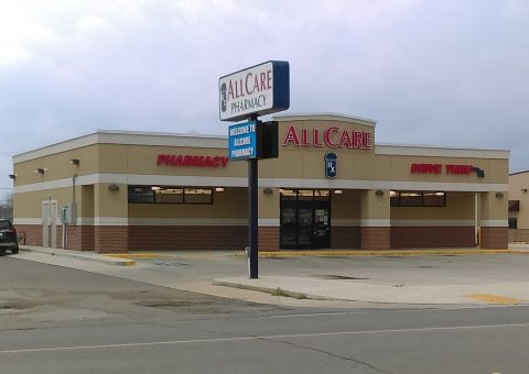 allcare pharmacy storefront